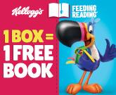 Kellogg's Feeding Reading