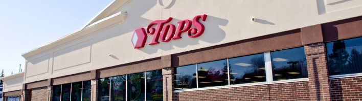 TOPS store front