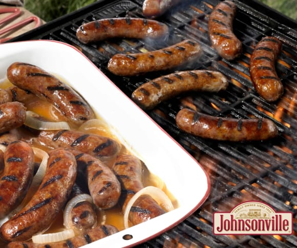 Johnsonville Brat Hot Tub Recipe