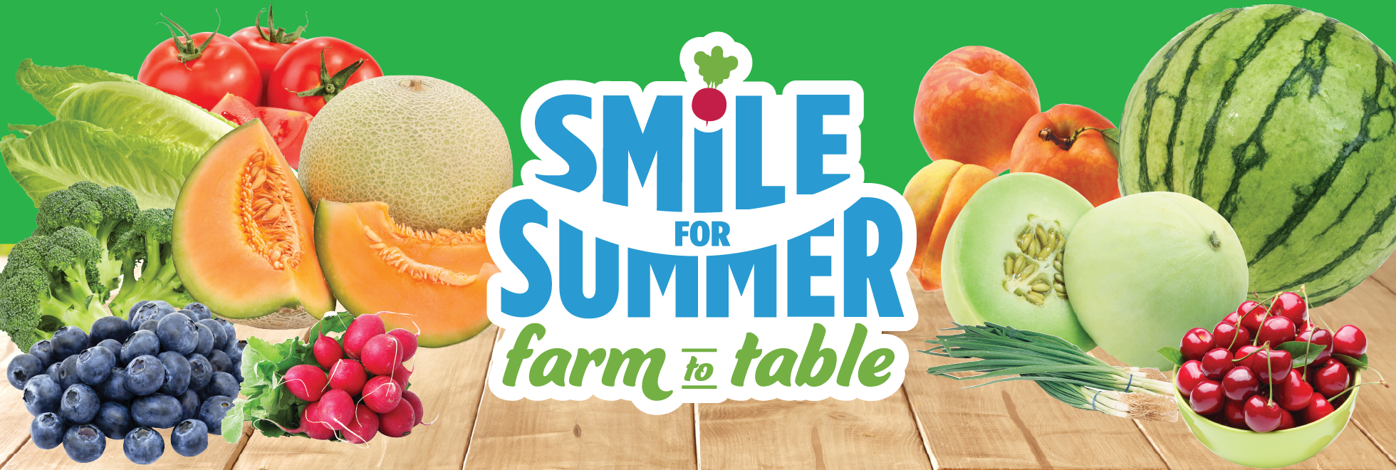 Farm to Table Fresh Produce Savings