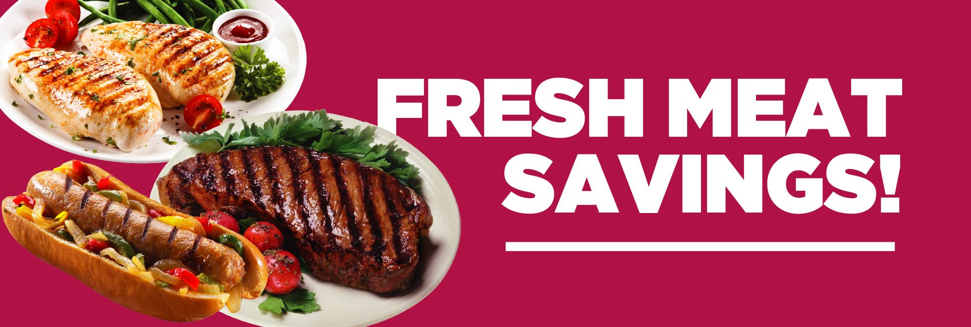Meat Savings