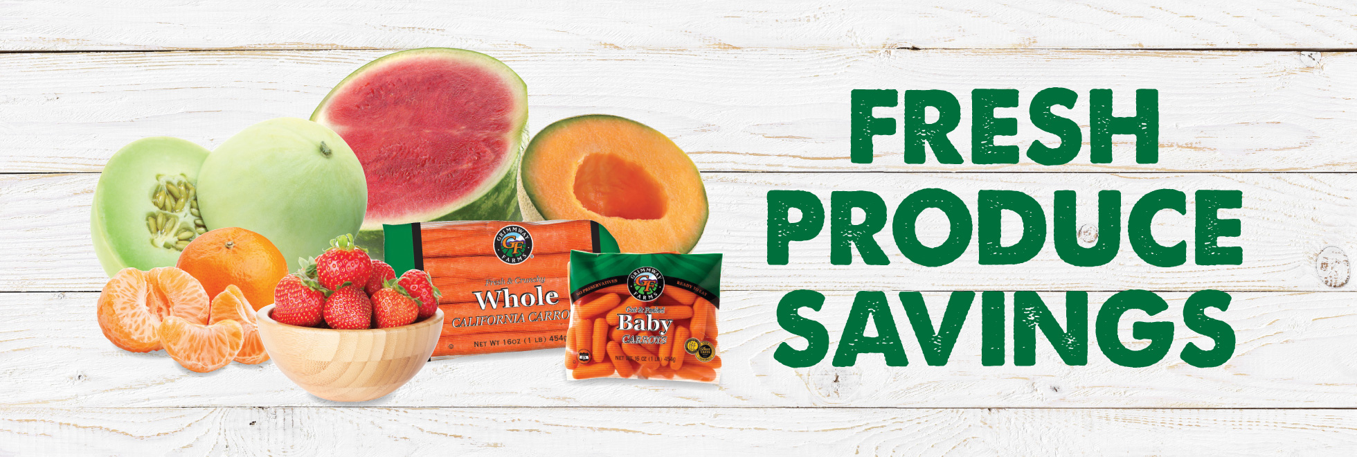 Fresh Produce Savings