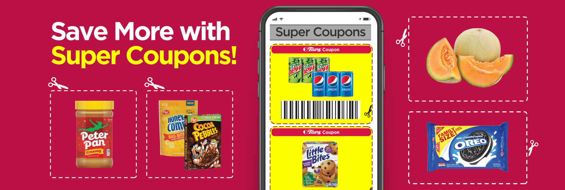 Tops Super Coupons