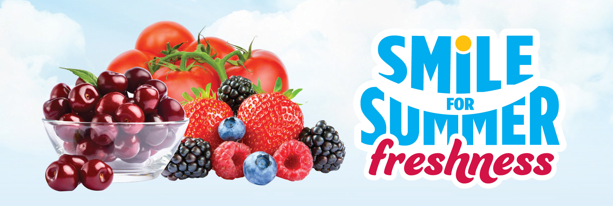 Smile for Summer with Fresh Produce Savings