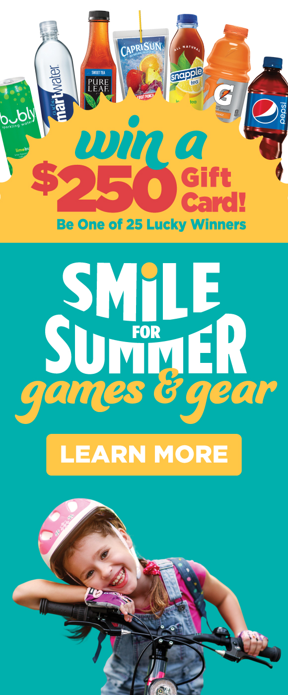 Summer Gear Sweepstakes