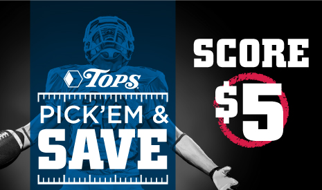 Tops Pick'em and Save