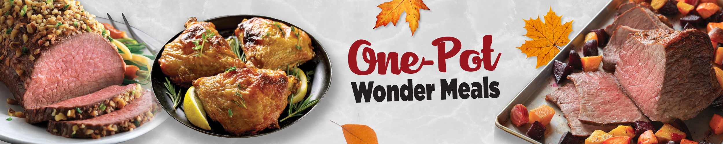 One Pot Wonder Meals