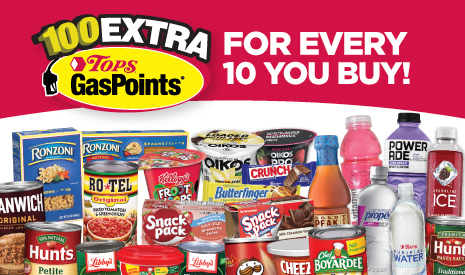 100 Extra GasPoints when You Buy 10