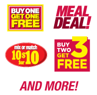 Deals Icon