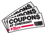 Checkout Coupons