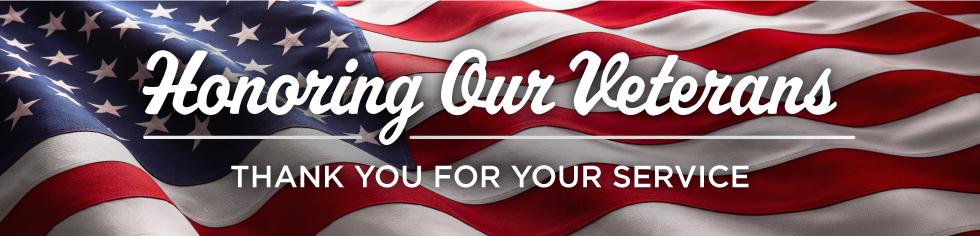 TOPS Honors Veterans