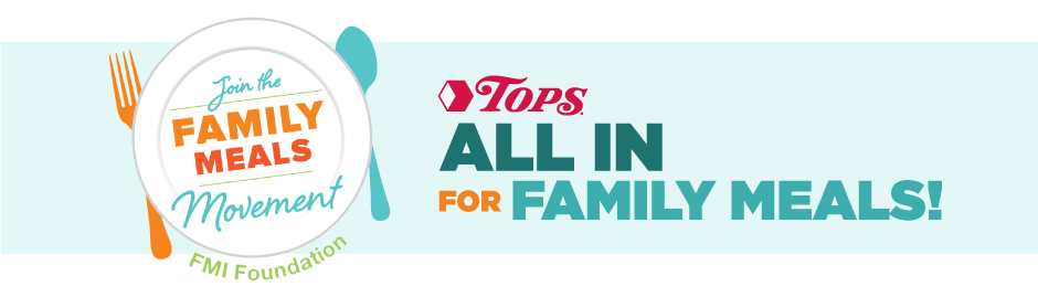 Tops Family Meals Strong