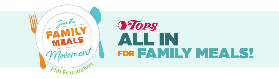 Tops Family Meals Month