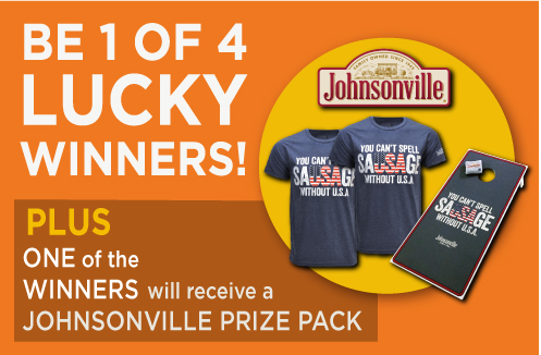 4 Lucky Winners