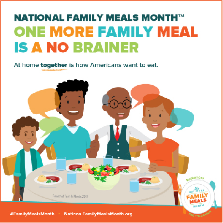 Family Meals Facts
