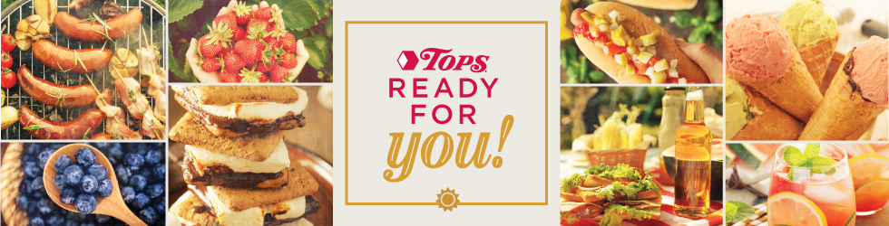 Tops Ready for You