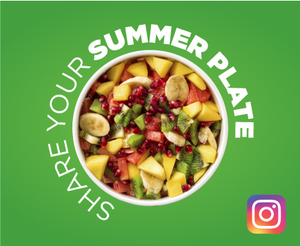 Share a Summer Plate on Instagram
