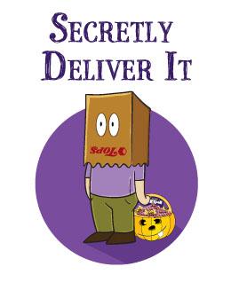 Secretly Deliver