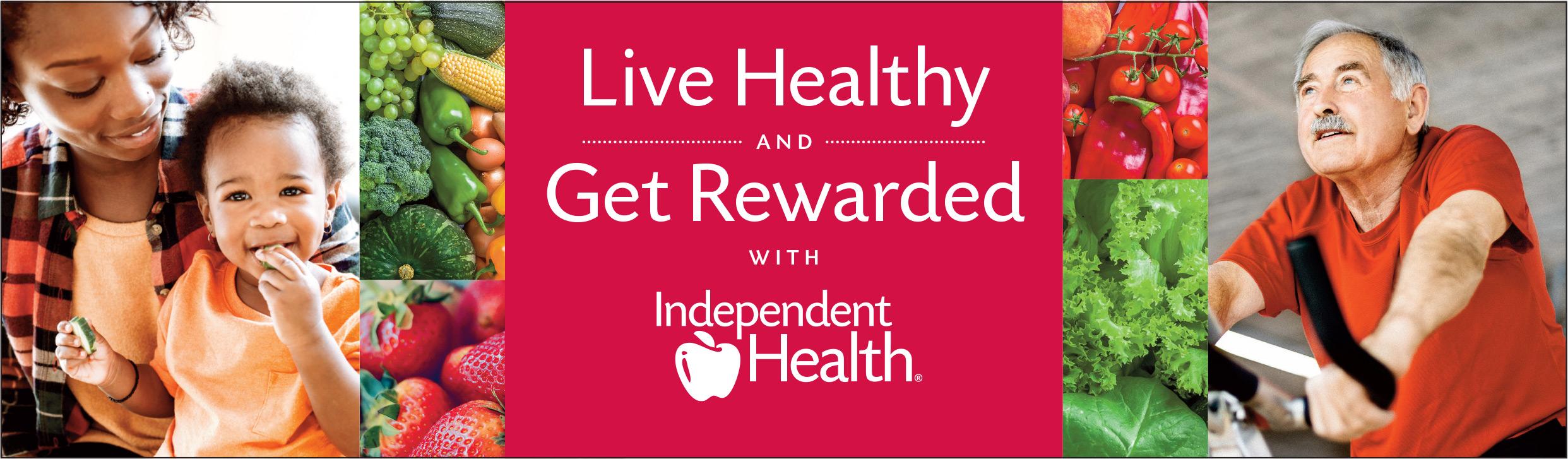 Independent Health Header