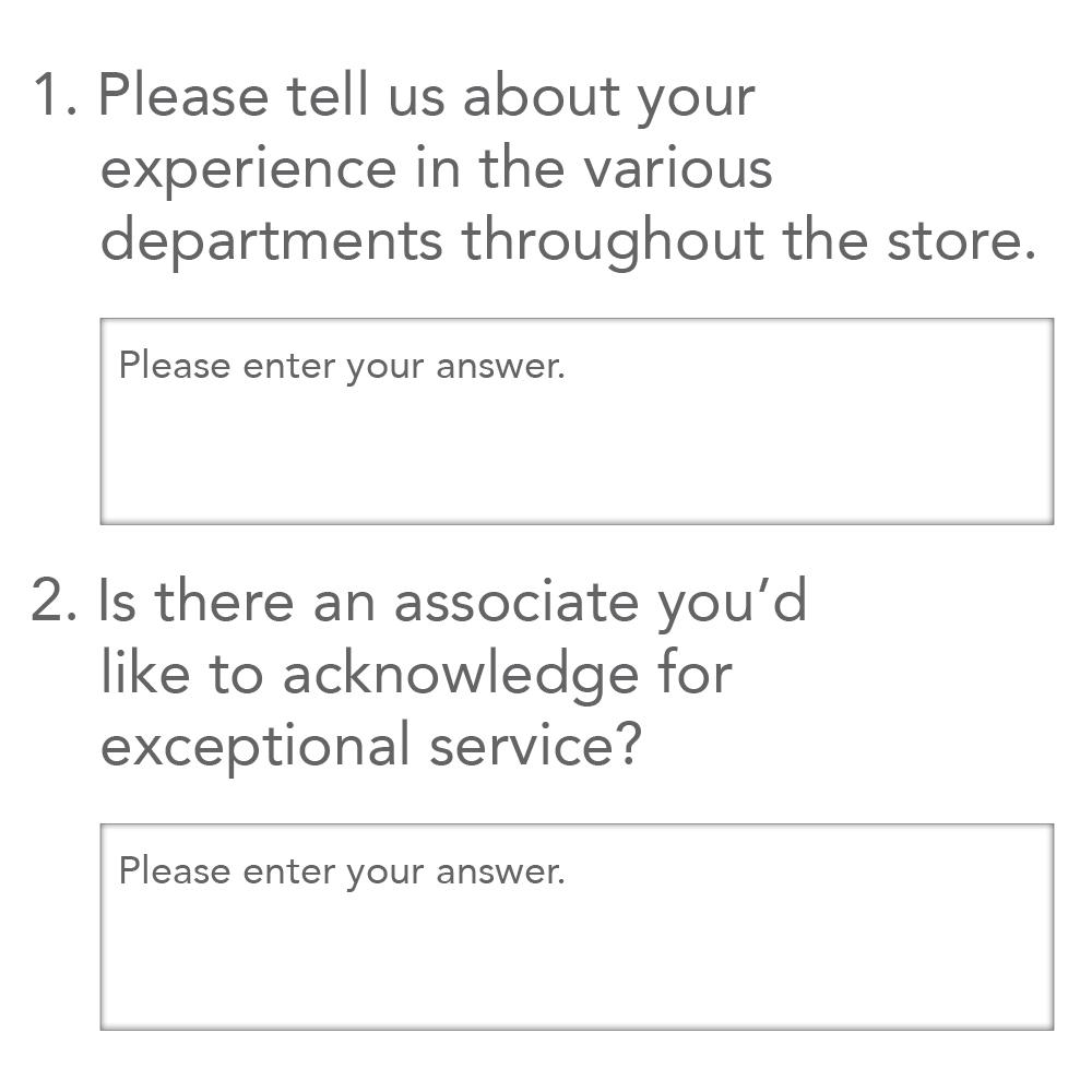 Snapshot of online Form